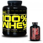 BEST NUTRITION 100% WHEY PROFESSIONAL PROTEIN 2250 g + TRIBULUS 180 tab.