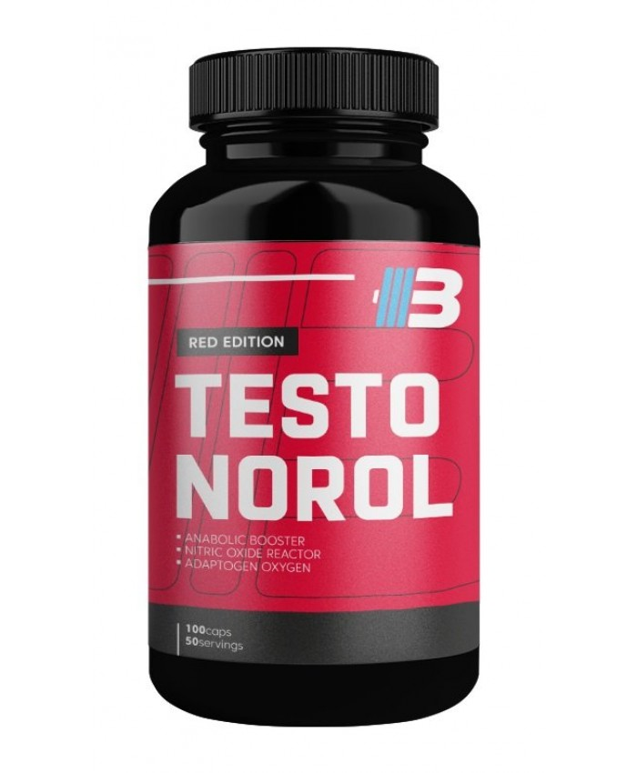 BODY NUTRITION TESTONOROL RED EDITION - 120 KAPS