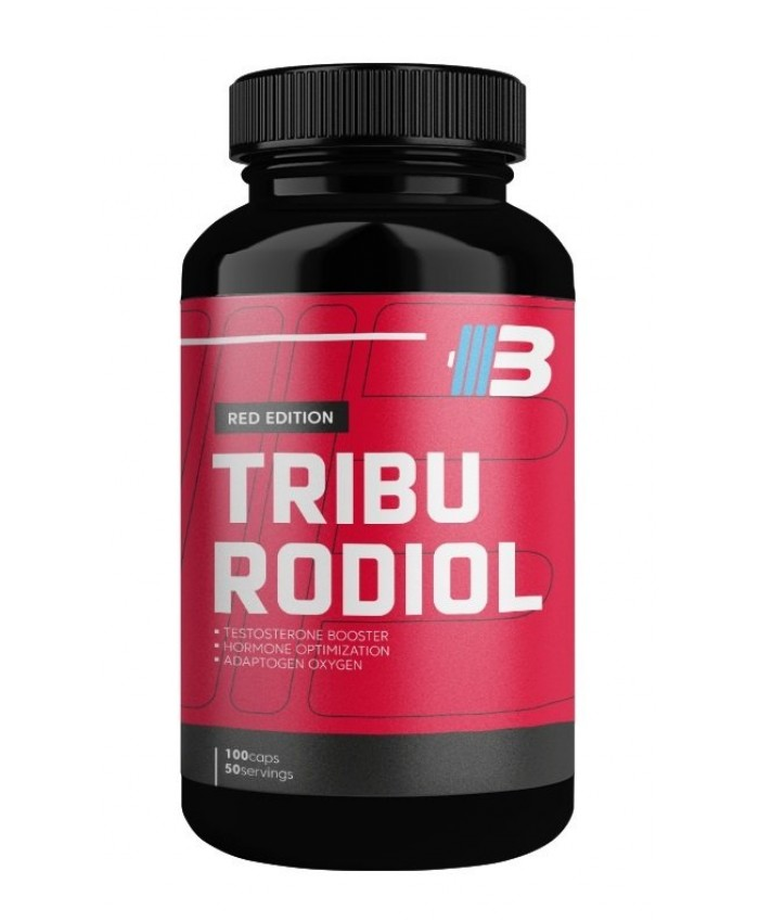 BODY NUTRITION TRIBURODIOL RED EDITION - 120 KAPS