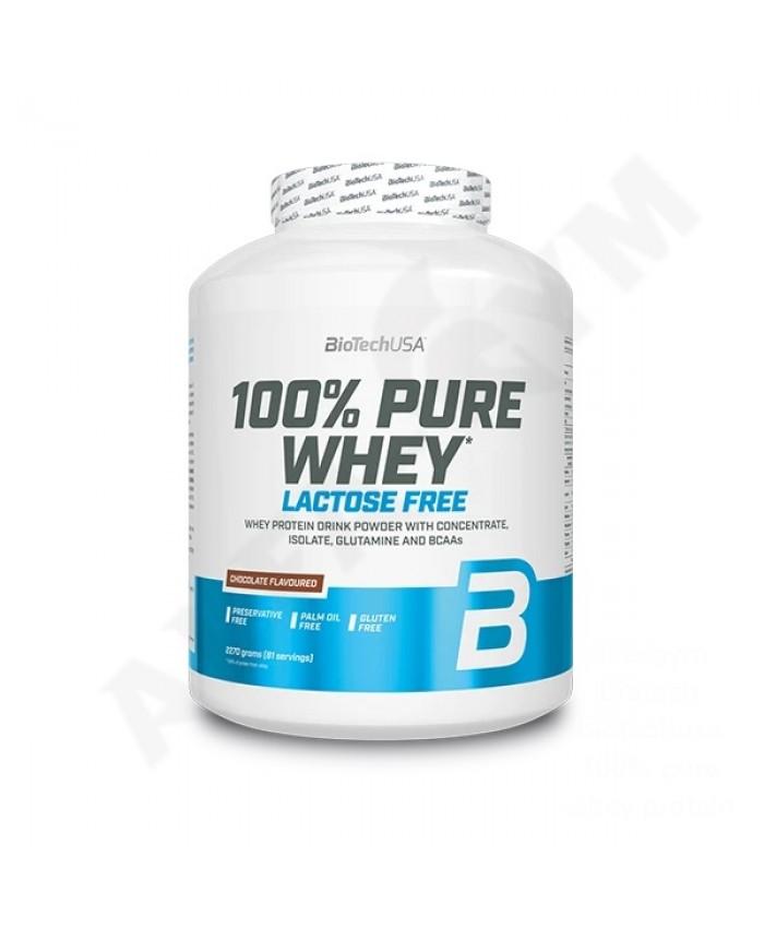 BioTechUSA 100% PURE WHEY 2270 g