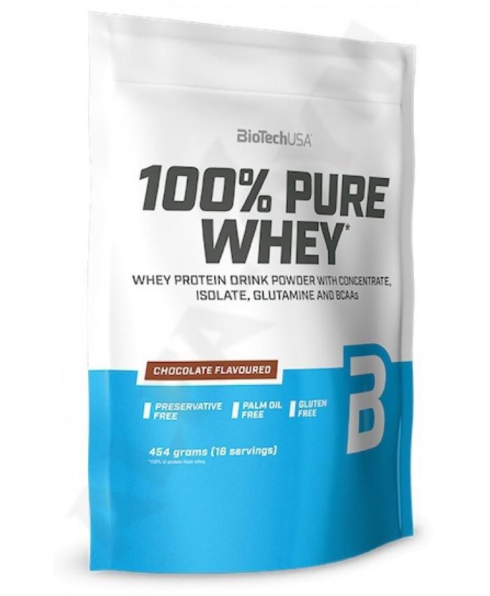 BioTechUSA 100% Pure Whey 454 g