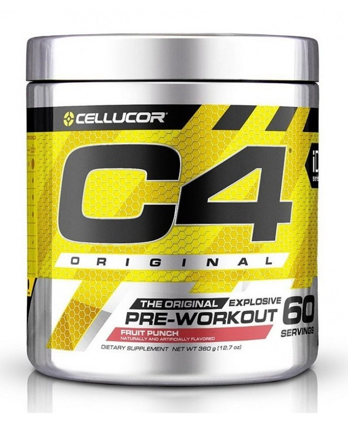 Cellucor - C4 Original 390 g + Šejker Xtend-Scivation 800 ml