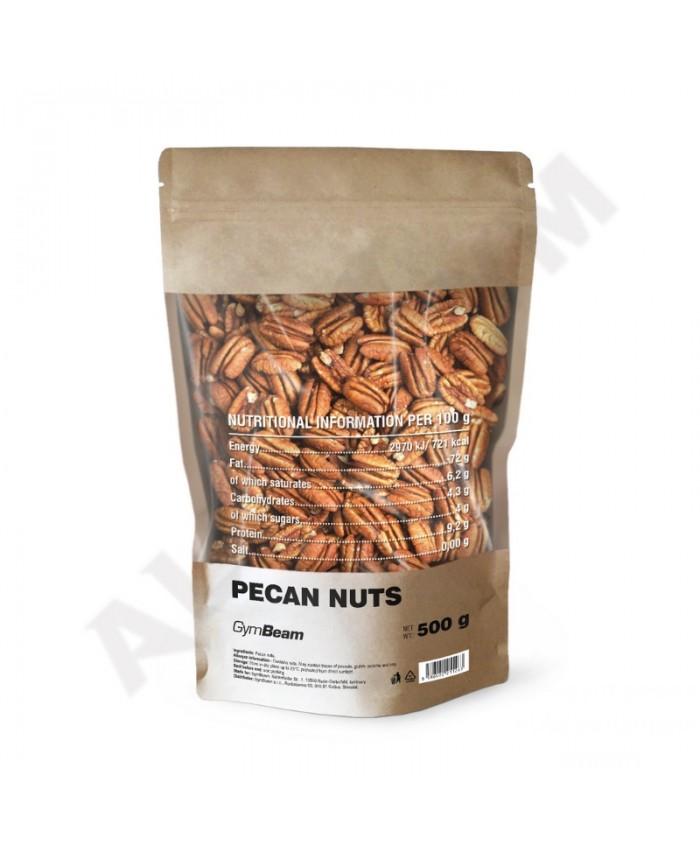 GymBeam - Pekanové orechy 500 g
