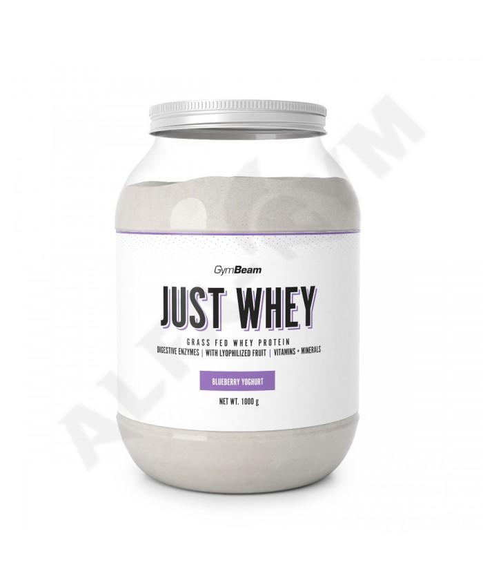 GymBeam - Proteín Just Whey 1000 g