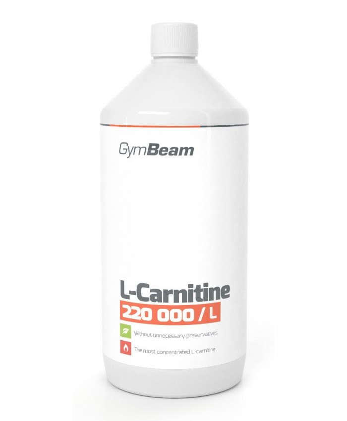 GymBeam - L-Karnitín 220 000, 500 ml