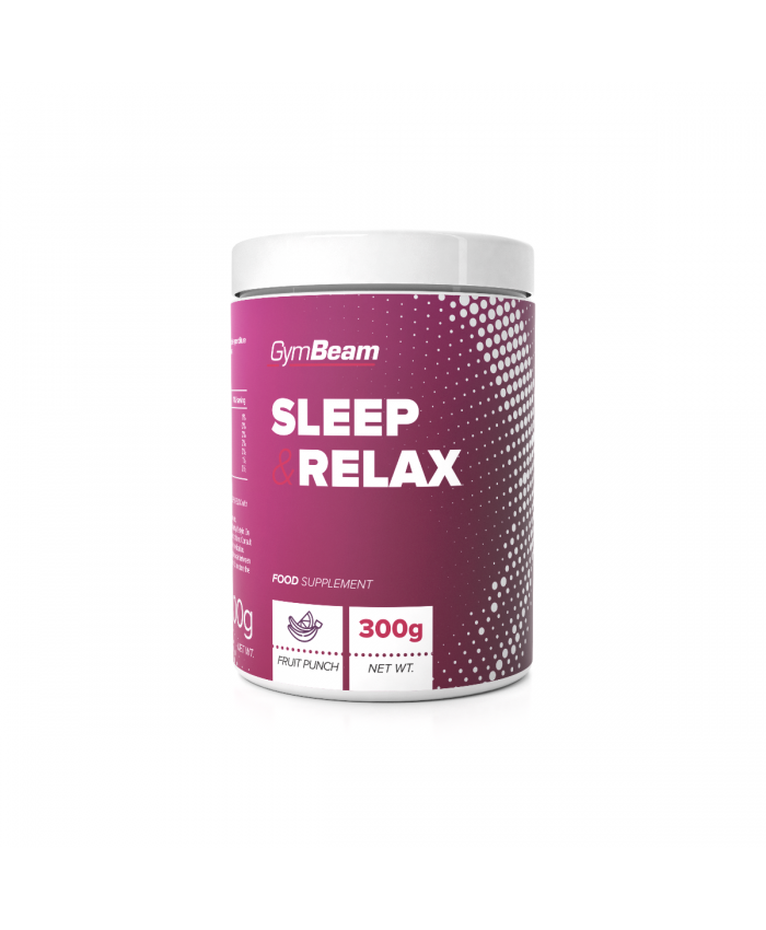 GymBeam - Sleep & Relax 300 g