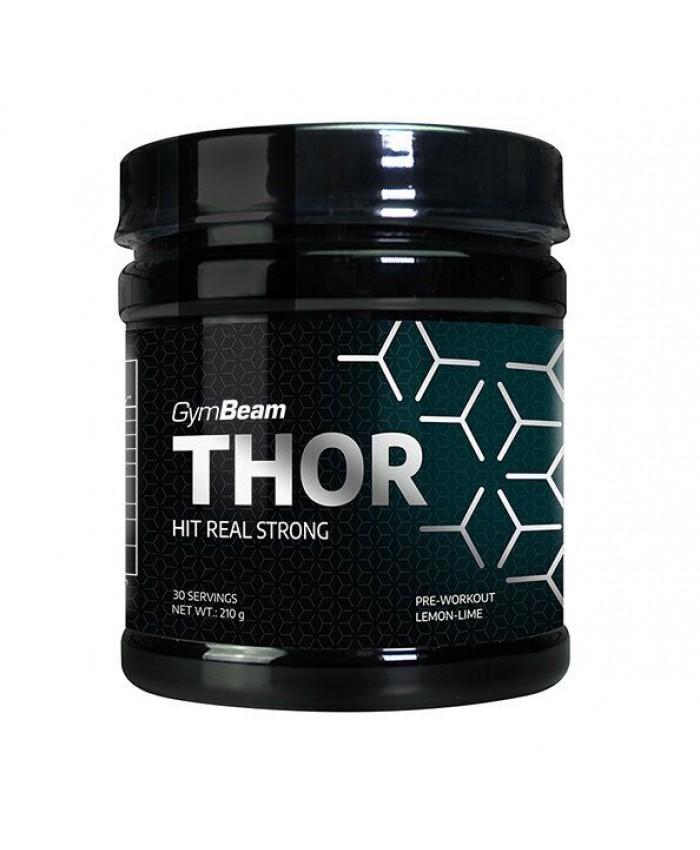 GymBeam - Predtréningový stimulant Thor 210g