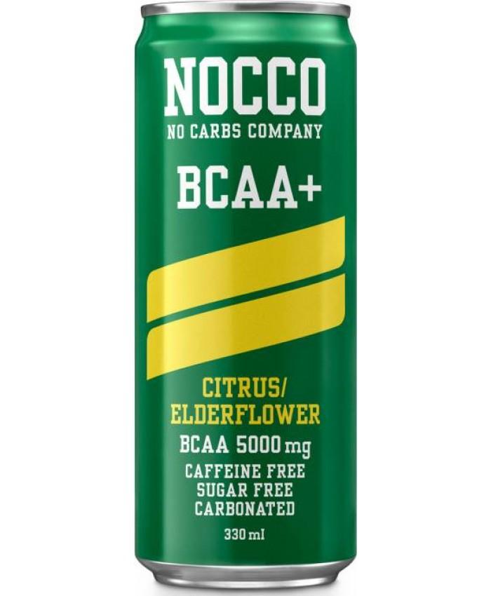 NOCCO BCAA+ CITRUS/BAZA 330 ml