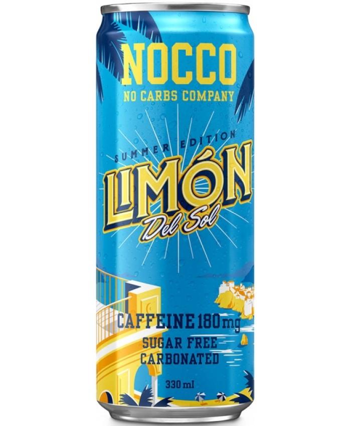NOCCO LIMÓN DEL SOL 330 ml