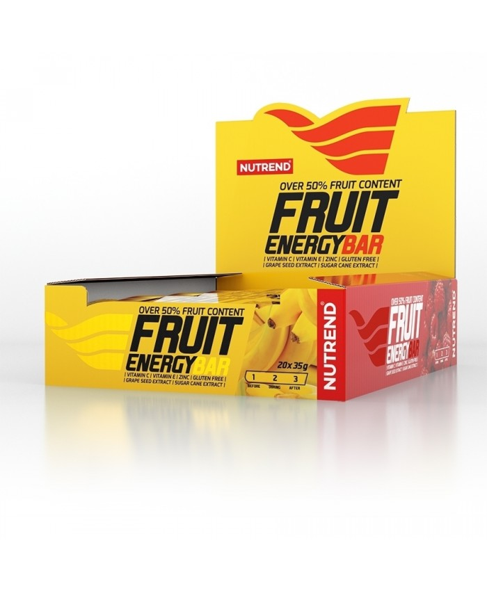 NUTREND FRUIT ENERGY BAR 35g