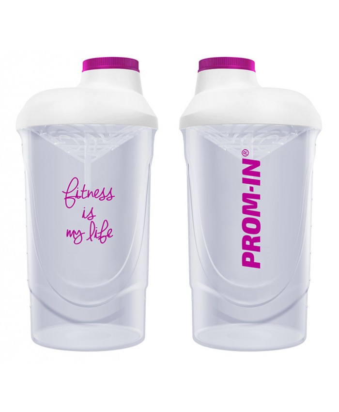 PROM-IN ŠEJKER FITNESS IS MY LIFE 600ML
