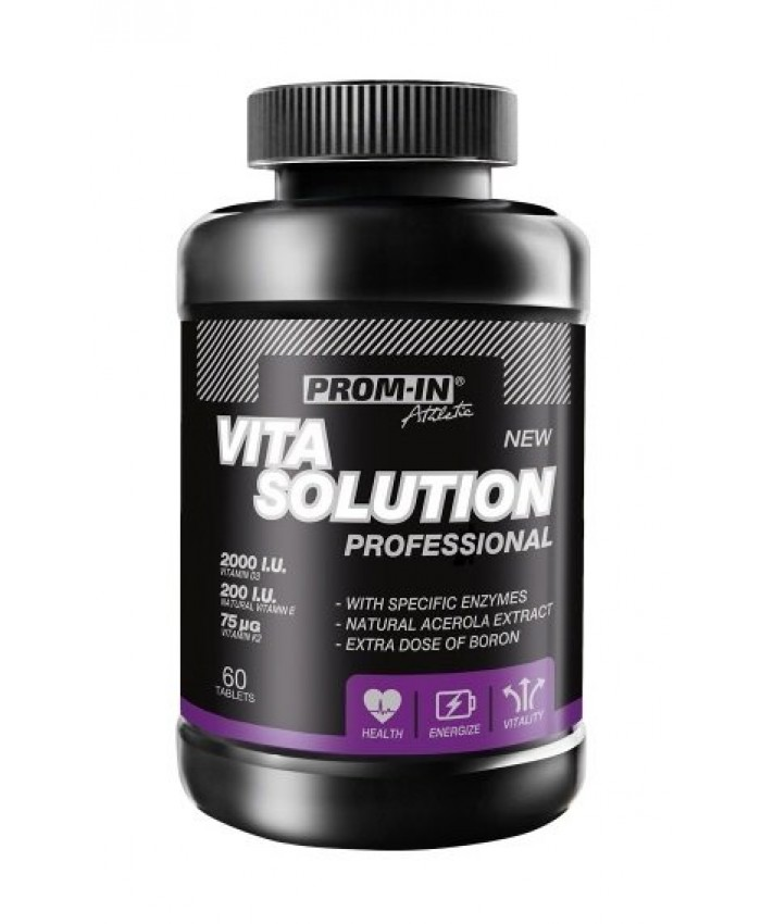 PROM-IN VITA SOLUTION PROFESSIONAL 60 tab