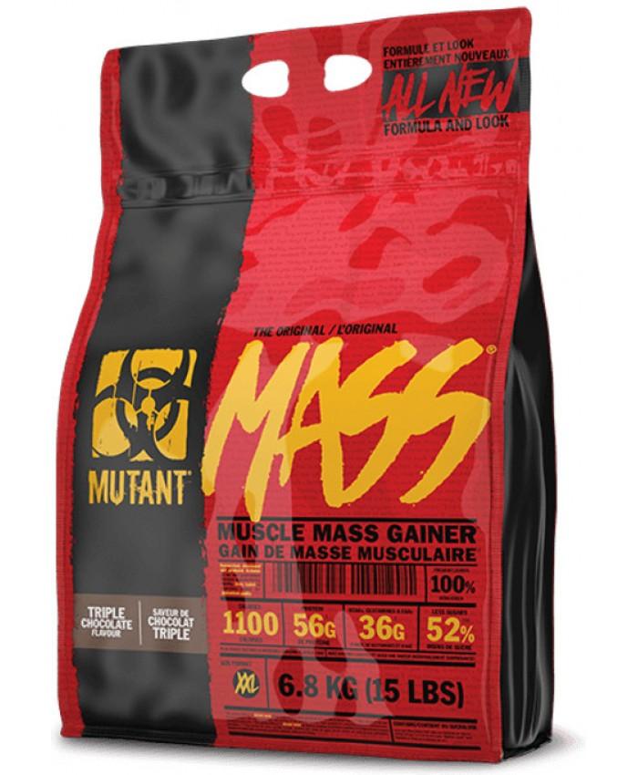 PVL GAINER MUTANT MASS 6800 g