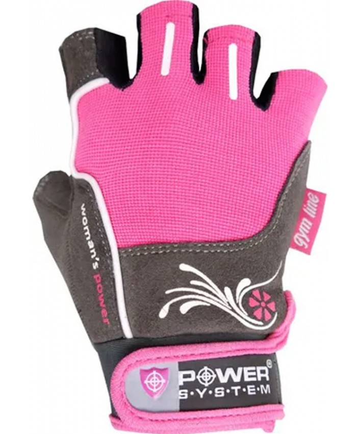 POWER SYSTEM Fitness rukavice WOMAN´S POWER M