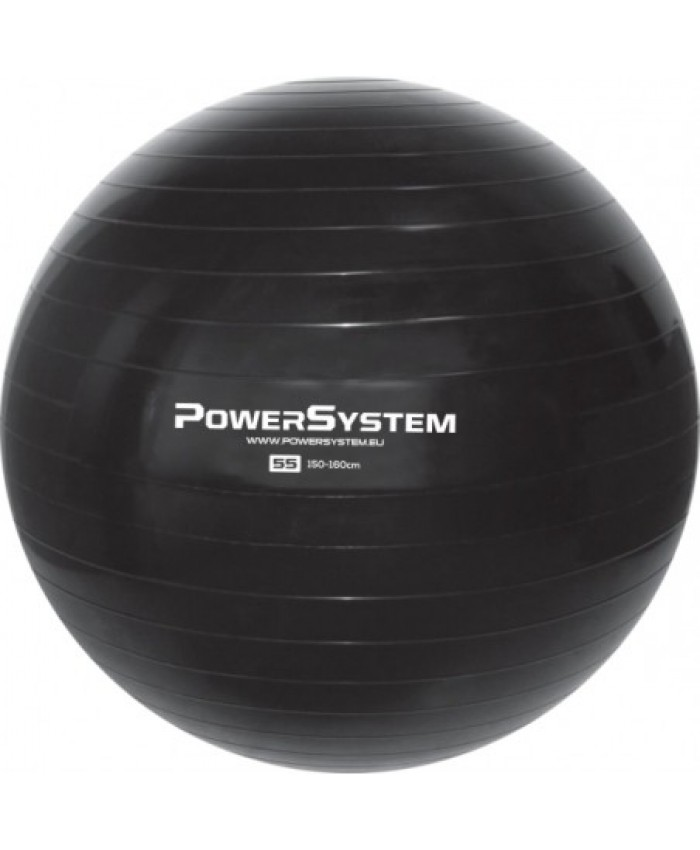 POWER SYSTEM Gymnastická lopta 55 cm