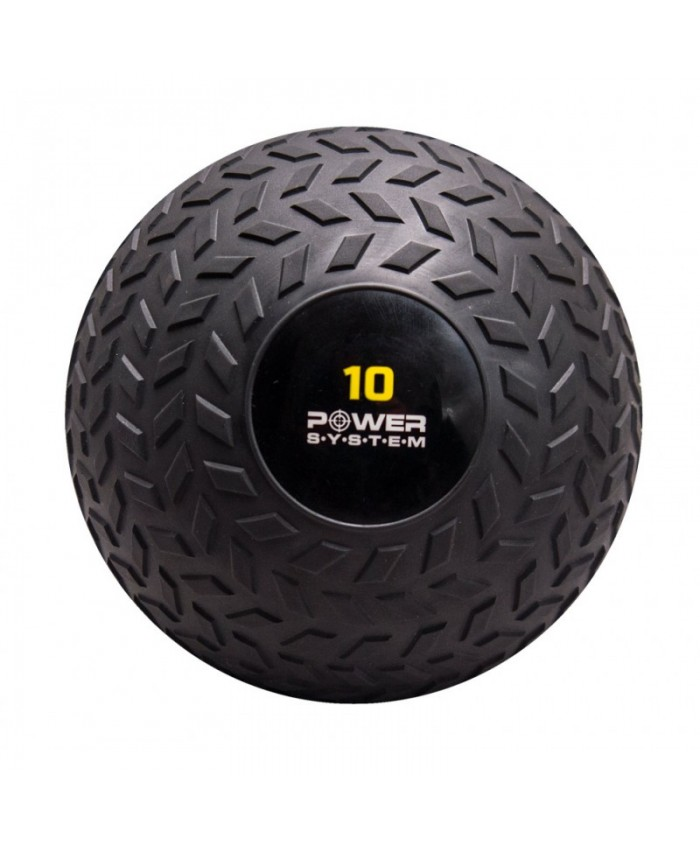 POWER SYSTEM Posilňovacia lopta SLAM BALL 10 kg