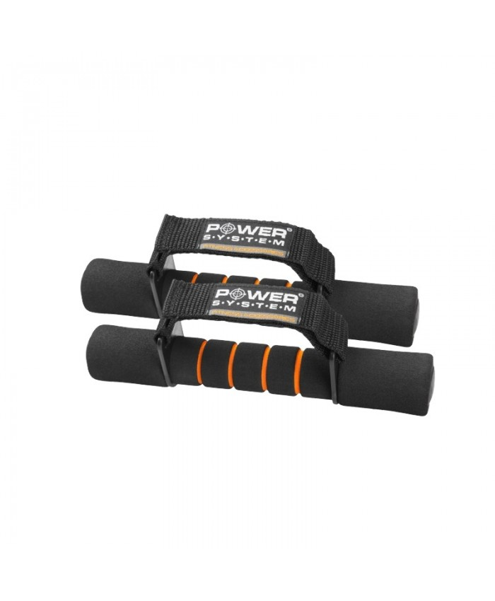 POWER SYSTEM Jednoručky FITNESS DUMBELLS 1 kg