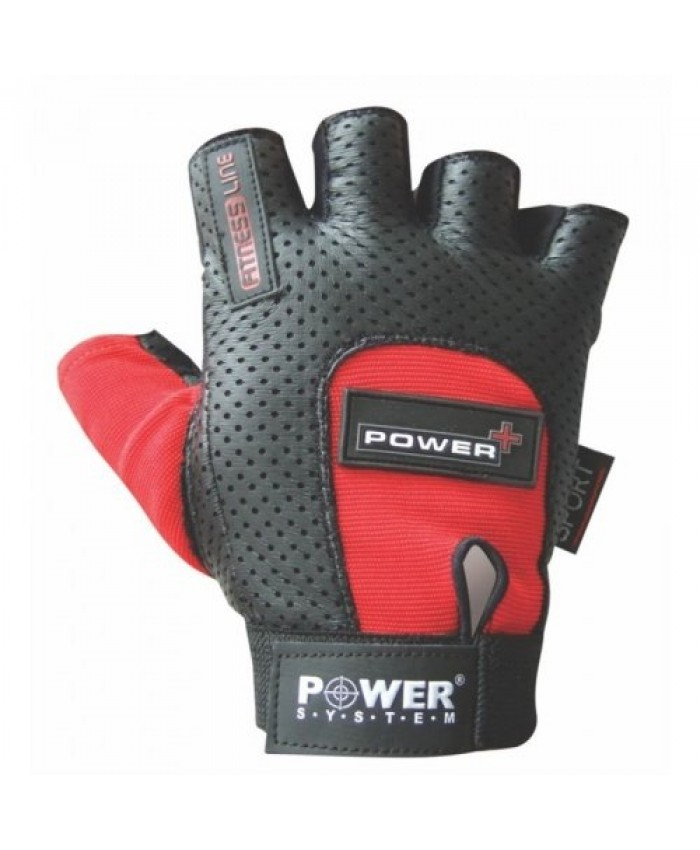 POWER SYSTEM Rukavice GLOVES POWER PLUS XL