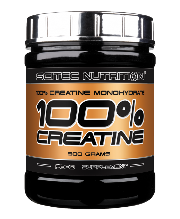 SCITEC NUTRITION 100% CREATINE 300G