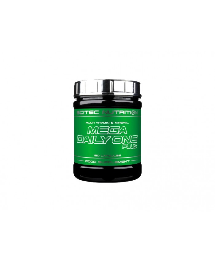 SCITEC NUTRITION MEGA DAILY ONE PLUS 120 kapsúl