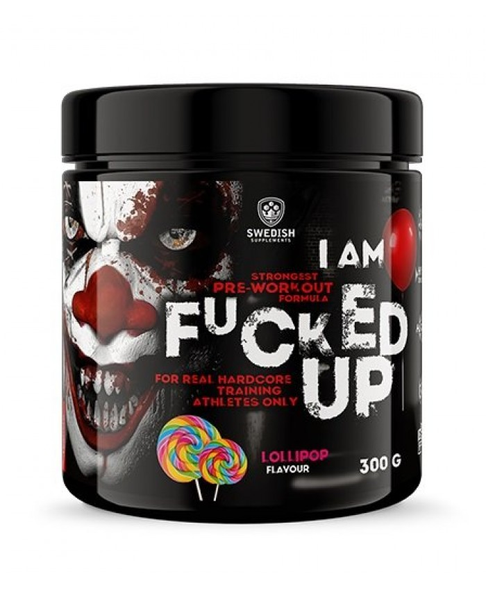 SWEDISH Fucked Up Joker - Swedish Supplements 300g