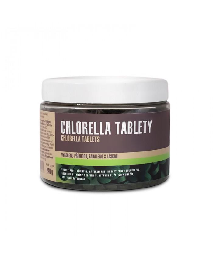 Vitalvibe - Chlorella 1200 tabliet